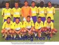 2006/07 - Match de préparation