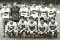 1984/85 - D3 . FCG-Malakoff