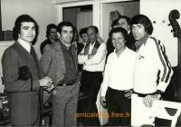 1977 - Rencontre avec les Compagnons de la chanson