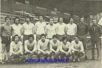 1973/74 - Equipe A après la trêve
