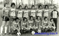 1978/79 - Le groupe A