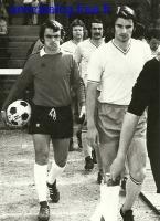 1973/74 - Match D2 contre SETE