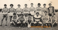 1984/85 - DH. Equipe C à Nevers