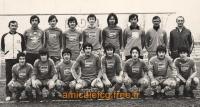 1978/79  - les Cadets