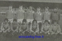 1977/78 - D3 . FCG-Clermont