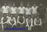 1975/76 - Honneur . FCG - Nevers B