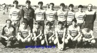 1984/85 - les Juniors