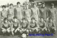 1980/81 - les Cadets Nationaux