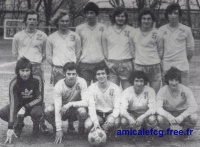 1976/77 - les Juniors