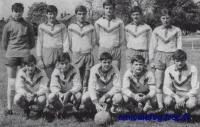 1966/67 - les Juniors