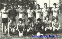 1984/85 -  Equipe C