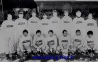 1985/86 - Derby contre Montceau