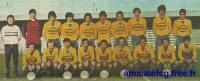 1984 - Effectif D2