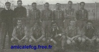 1947/48 - 16e Coupe de France contre VERSAILLES