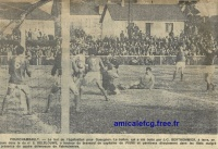 1970  - 16ème finale Coupe de France  contre  VALENCIENNES