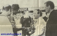 1987 - 500e match Alain CHAUSSIN