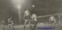1978/79 - Match D2 contre AUXERRE