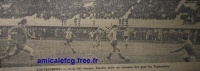 1965/66 - 16ème Coupe de France contre TOULOUSE