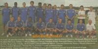 2007/08 - Effectif D2