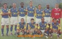 2004/05 - Match de préparation