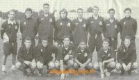 2002/03 - Effectif CFA 2