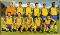 2000/01 - Match de préparation