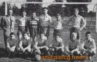 1958/59 - les Minimes