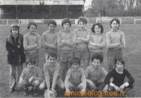 1972/73 - les Pupilles