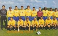 1995/96 - Match de préparation