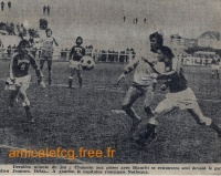 1972/73 - 16ème finale Coupe de France