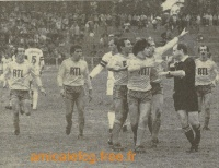 1983/84 - 32e Coupe de France contre NANCY