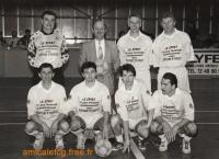 1994 Vainqueur Tournoi en salle Charvieux