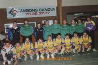 1992 Vainqueur Tournoi en salle Charvieux