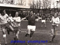 "1970/71 Match ""National\"" D2 contre Arles"