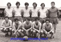 "1970/71 - Match ""National\"" contre AIX"