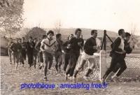 Novembre 1969 - Entrainement à Jean Laville