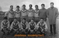 1965/66 - 5ème tour Coupe de France contre Villefranche