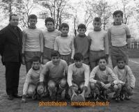 1964/65 - les Minimes